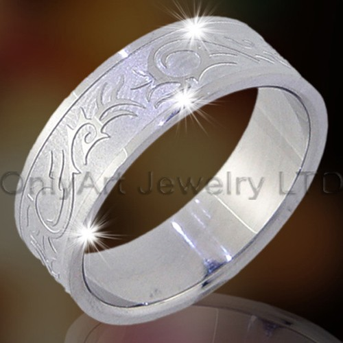 Steel Fashion Ring OATR0064