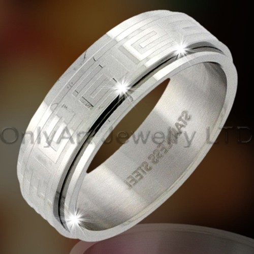 Mens Metal Ring OATR0068