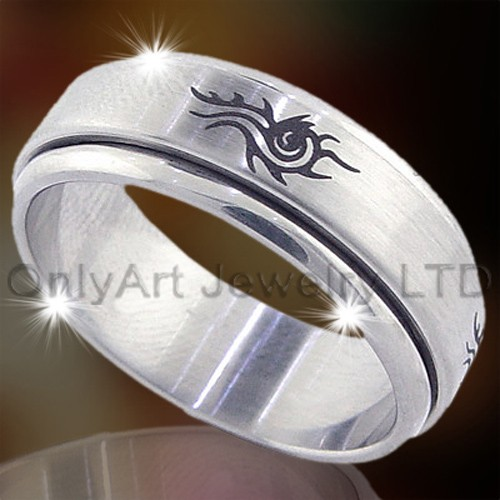 Stainless Steel Jewelry Ring OATR0081