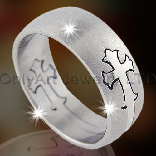 Stainless Steel Cross Jewelry OATR0082