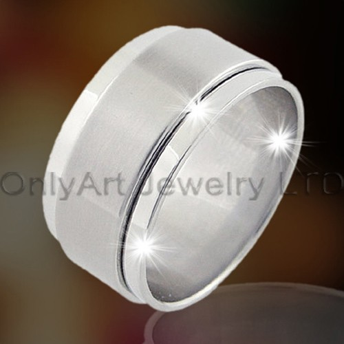Stainless Steel Jewelry Ring OATR0083
