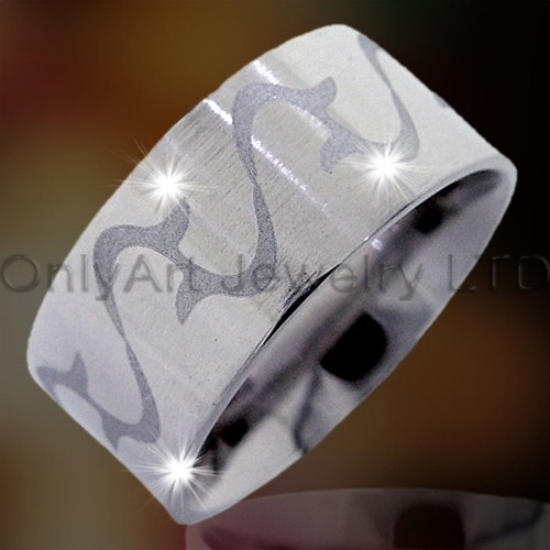 Stainless Steel Jewelry Ring OATR0084
