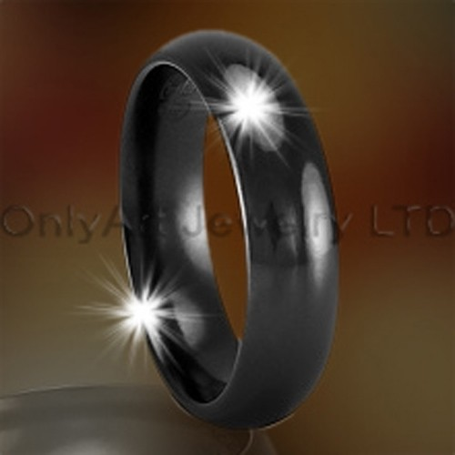 Stainless Steel Or Titanium Jewelry Ring OATR0093