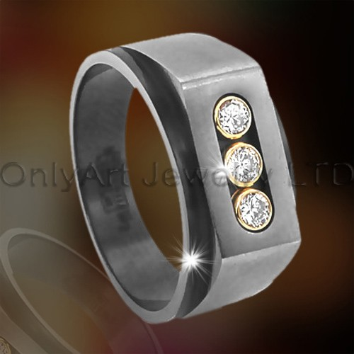 Titanium Or Stainless Steel Big Ring OATR00101