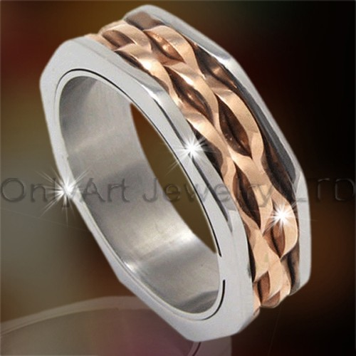 Titanium Couple Rings OATR0110