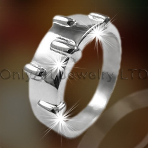 Metal Hip Hop Rings OATR0150
