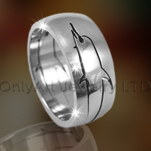 Animal Stainless Steel Ring OATR0157