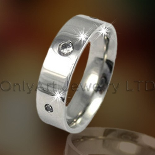 Wedding Titanium Ring OATR0164