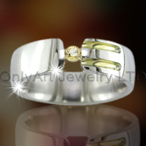 Fashion Titanium Jewelry Ring OATR0175