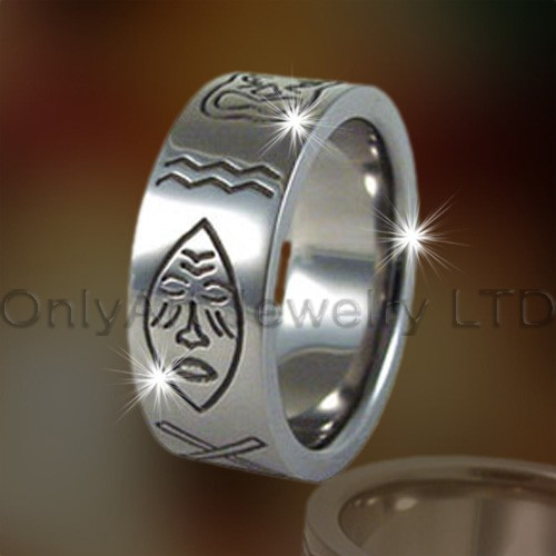 Fashion Stainless Steel Ring OATR0183