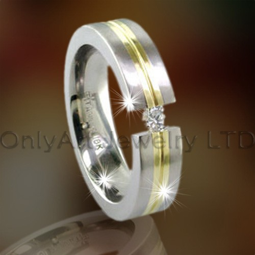 Wholesale Titanium Jewelry OATR0185