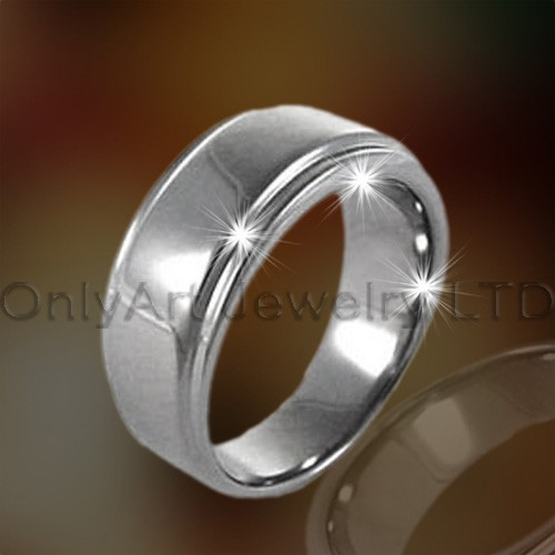 Unique Titanium Jewelry OATR0187