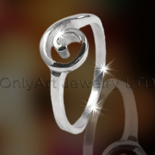Fashion Ladies Titanium Rings OATR0191