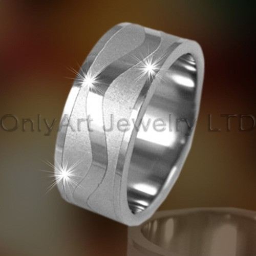 Hot Sell Mens Titanium Jewelry OATR0198