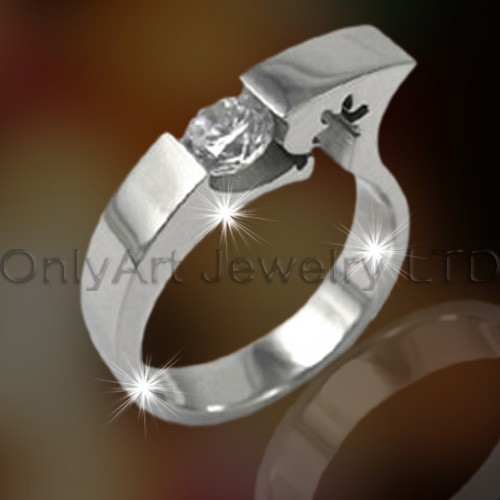 Latest Design Steel Jewelry OATR0199