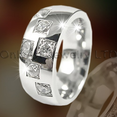 Titanium Mens Jewelry OATR0214