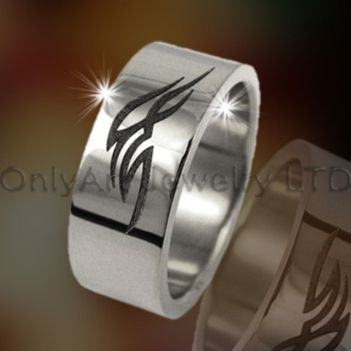 Custom Titanium Rings OATR0224