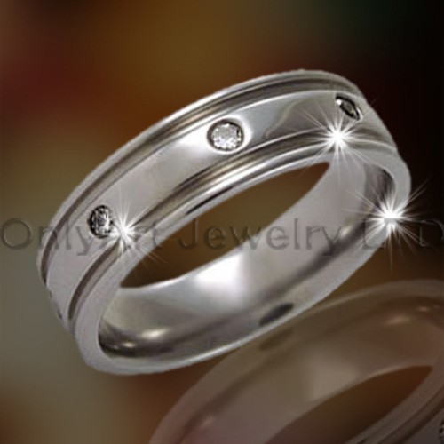 Stainless Steel Jewellery Rings OATR0244
