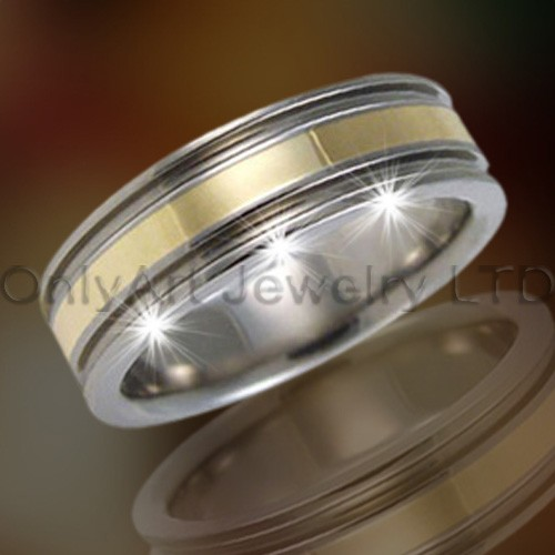 Fashion Design Stainless Steel Ring OATR0246