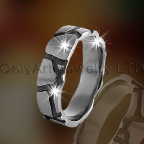 Latest Titanim Ring Jewelry OATR0249