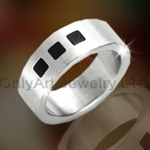 Designer Stainless Steel Ring OATR0250