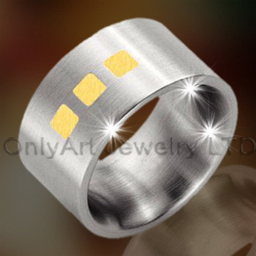 Mens Big Titanium Rings OATR0251