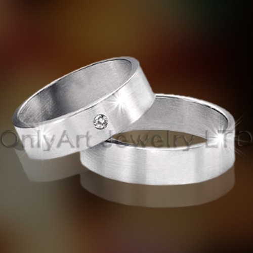 Titanium Couple Ring Set OATR0253