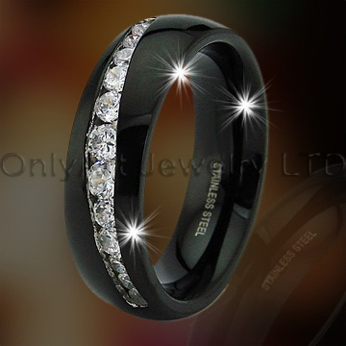 Black Titanium Ring OATR0262