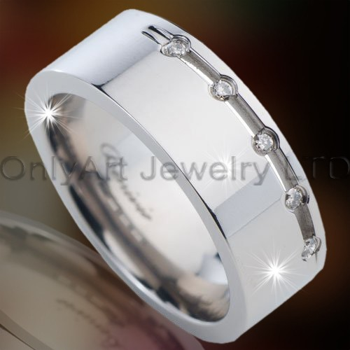 Big Titanium Ring OATR0273