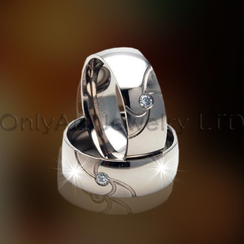 Large Titanium Ring OATR0276