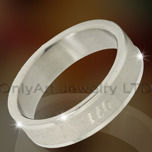 Traditional Titanium Ring OATR0290