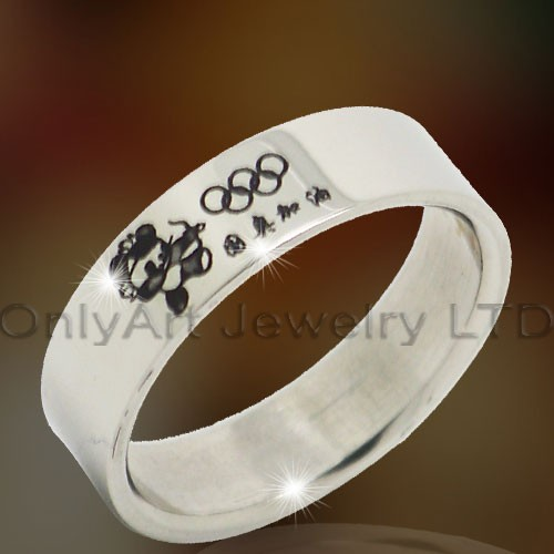 Steel Jewellery Rings OATR0311