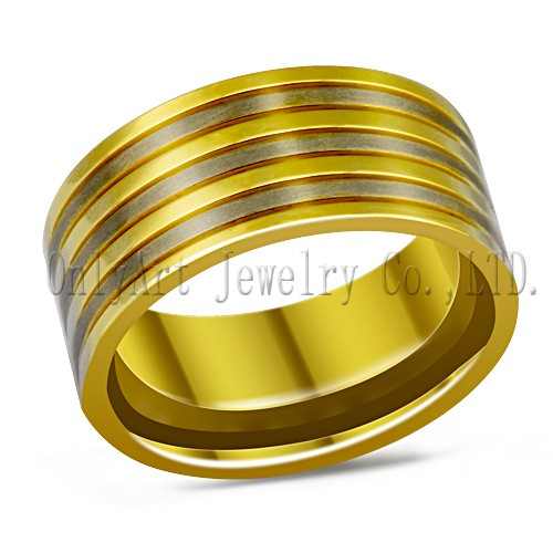 316L steel ring for men fashion jewellery OATR0330