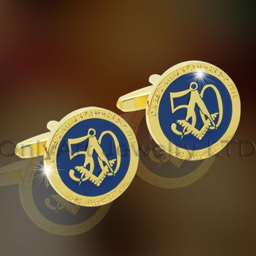 Brass Masonic Jewelry OACL0140