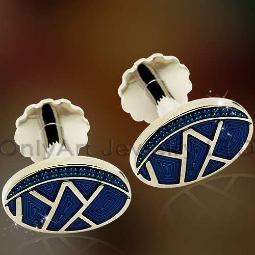 men's fashion design cufflinks jewelry