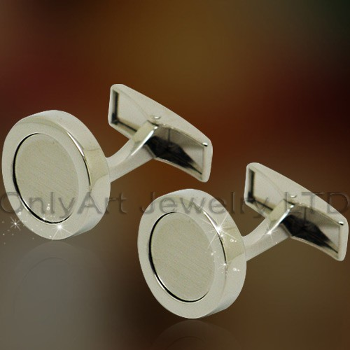 latest design hot sell brass jewelry fine fashion cufflinks with fast delivery paypal acceptable