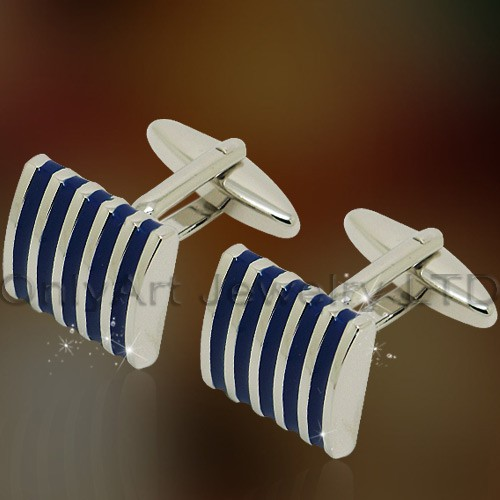 NEW high quality fashion shirt brass cufflink for men