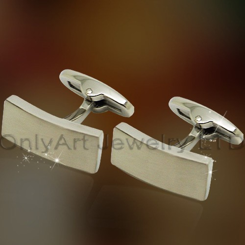 NEW high quality fashion jewelry cufflink with opal masoic