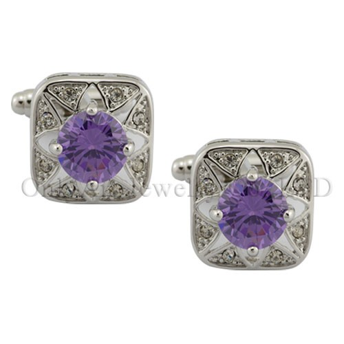 New Arrival Trendy Brass Cufflinks Jewelry