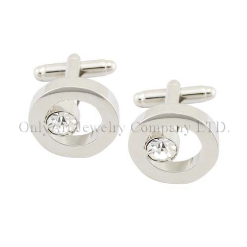 2014 the newest design with high-end quality and fashion design brass cufflinks