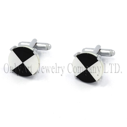 2014 new design fashion cufflinks with shell Wholesale & Retail