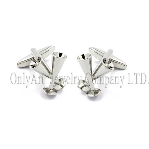 red wine glass design shiny polish articles for daily use cufflink