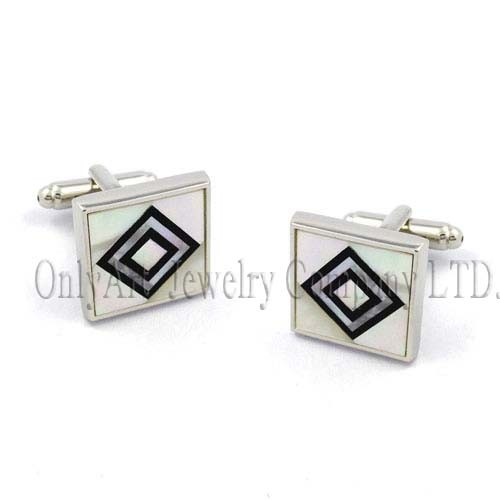 design cufflink for men shirt metal cufflink