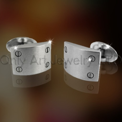 Fashion Cufflink OASCL0005