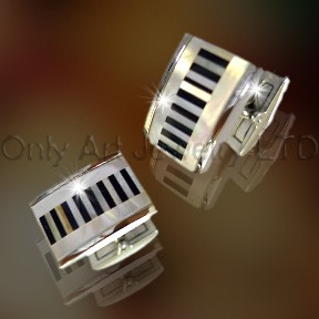 Ladies Cufflinks OASCL0034
