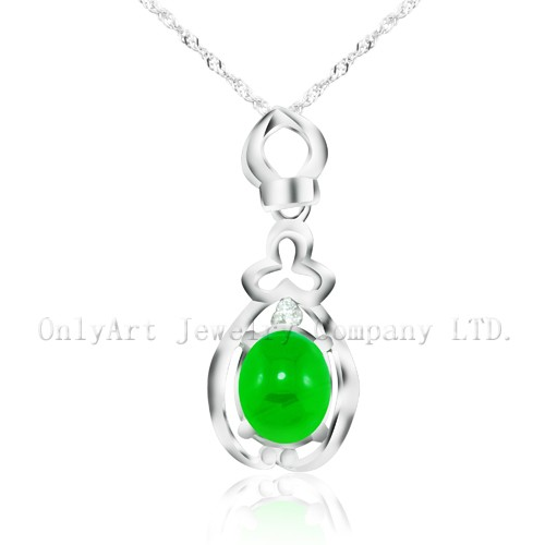 New design antique jade jewelry wholesale pendant