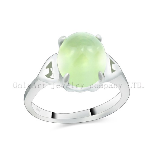 Nature Gemstone Sterling Silver 925 Ring