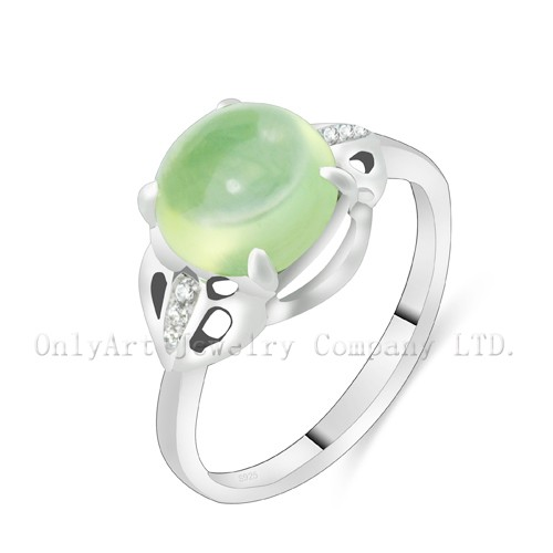 Factory Price Hotsales Gemstone Sterling Silver 925 Ring