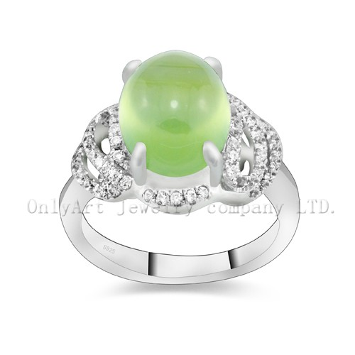 Perfect Gift Gemstone Sterling Silver 925 Ring
