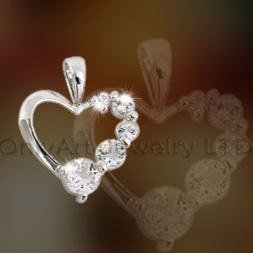 Heart Fashion Accessories Jewellery OAP0032